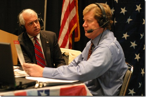 John Cox and Jason Lewis