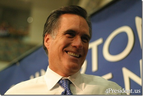 "Mitt Romney ""Change Begins With Us"" Edina Minnesota Rally Photos"