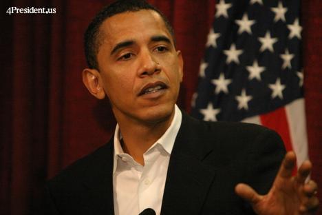 2008 Presidential Campaign Blog Barack Obama 2008