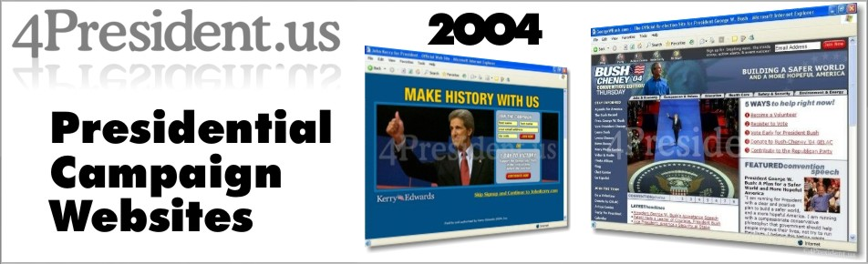2004 Presidential Campaign